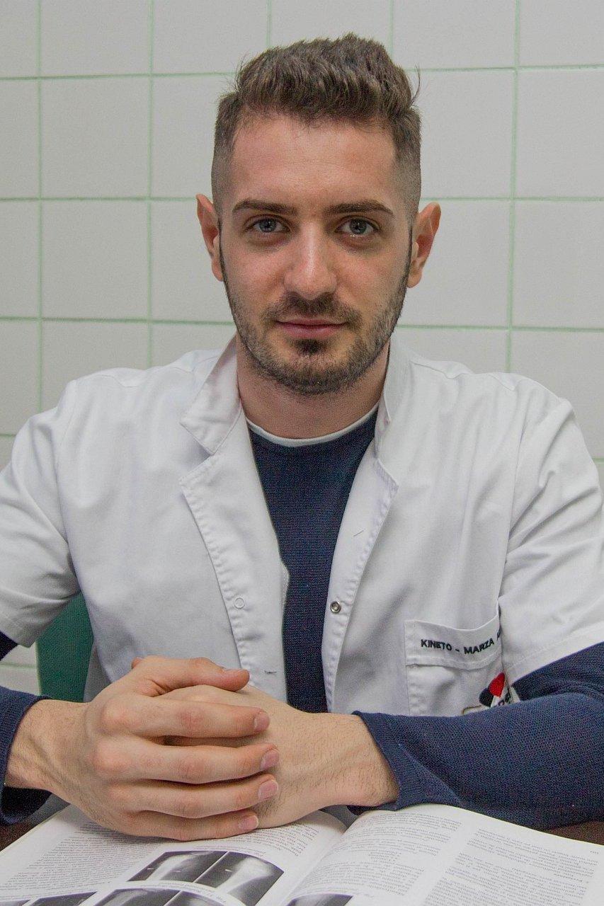 Adrian Mârza - Kinetoterapeut - Recuperare Medicala 2